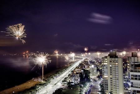 Punta del este ano novo