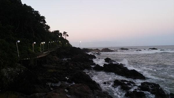 Barra norte - Balneário