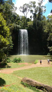 cachoeira em Cairns